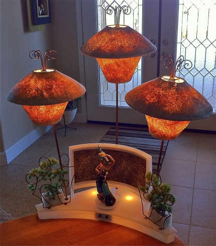 Repairing moss spun fiberglass lamp shades hepcats haven after aloadofball Choice Image