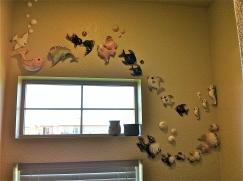Bathroom Fish
