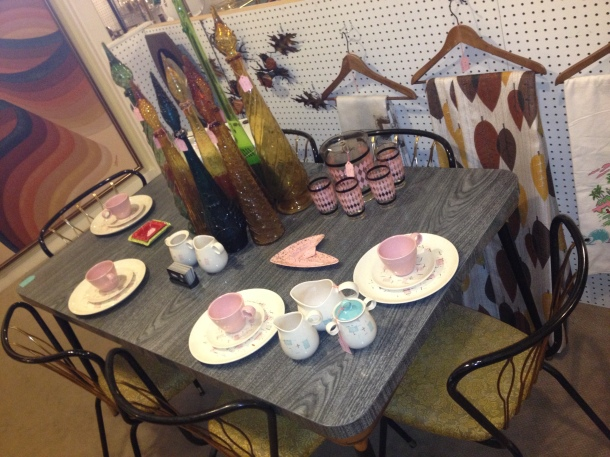 50's Table & Chair Set