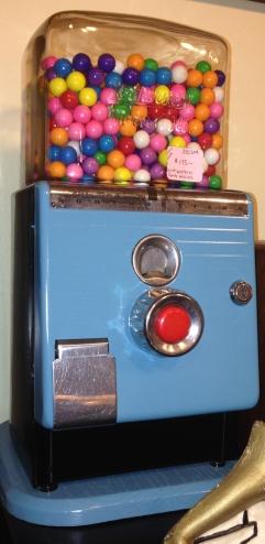Northwestern Candy Machine