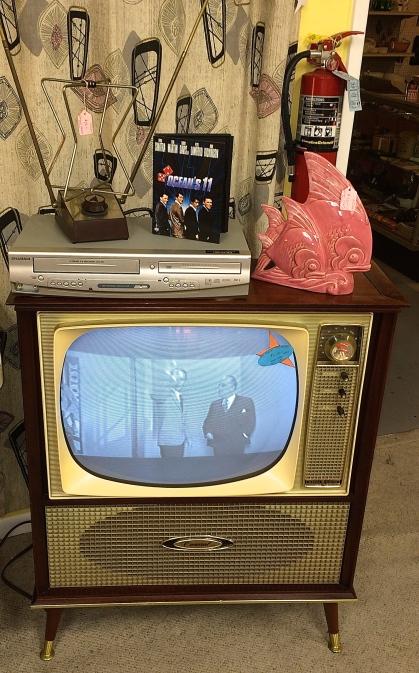 GE Coaxial TV