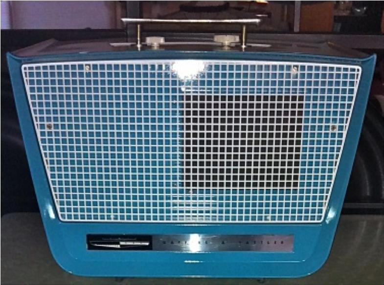 Vintage Evaporative Cooler : Mark swamp cooler hepcats haven