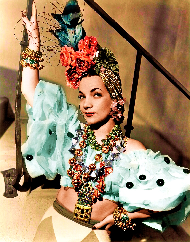 Carmen Miranda Hepcats Haven