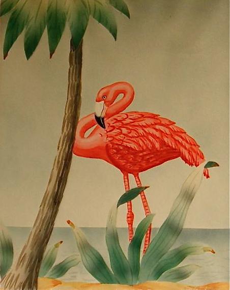 Flamingos! Arrrrrggghhhhh!