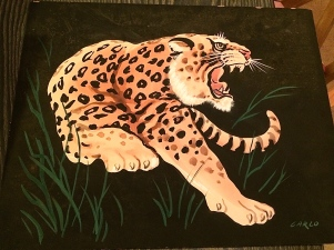 Jungle Cat 1 Before