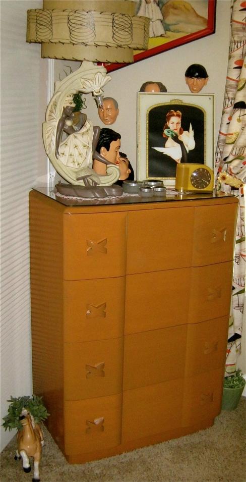 Rio tall dresser