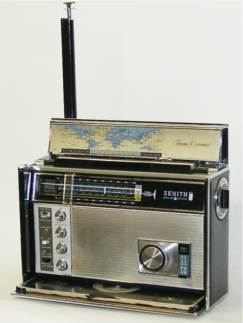 The 1969 Zenith Royal D7000