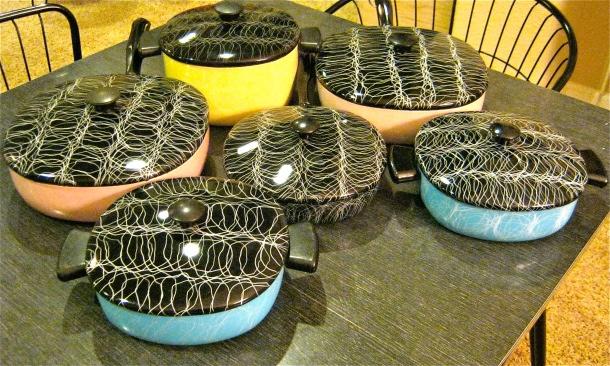 Serendipity Cookware Set
