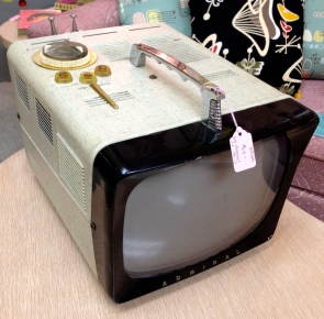 50's Admiral TV