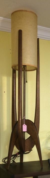 Danish 3 Legged Lamp
