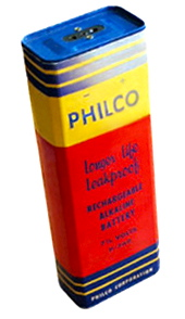 PhilcoSafariTVbattery--1959-1-1
