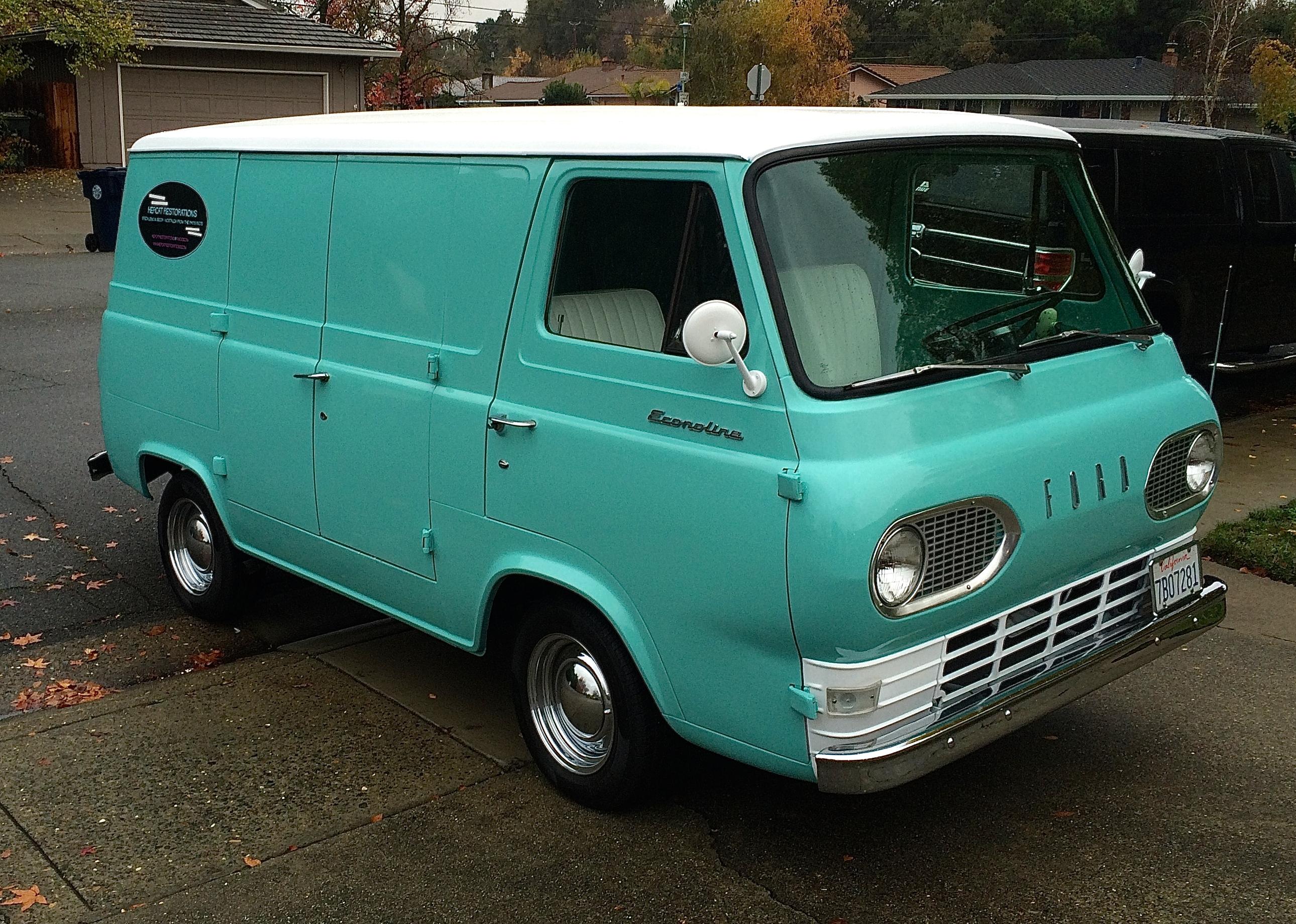 1962 Ford Econoline Van | Hepcats Haven