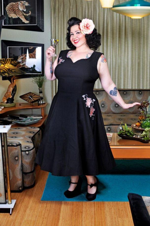 Sarah Glamourpuss Photoshoot