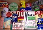 Vintage Grocery List
