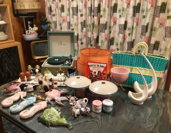 Finds from Alameda Point Antiques Faire