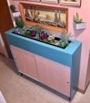 Vintage Planter CabinetRevamp