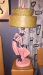 1951 Male Reglor Bullfighter Lamp Take Two