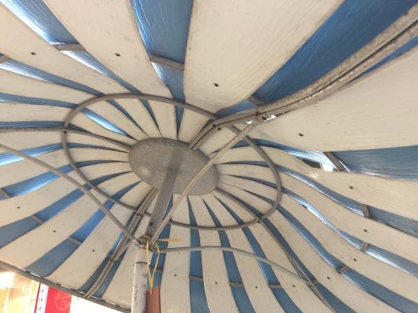 50 S Sundrella Aluminum Patio Umbrella Hepcats Haven
