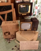 Miniature TV