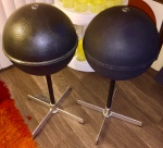 FOR SALE: NIVICO JVC GB-1E Globe Speakers