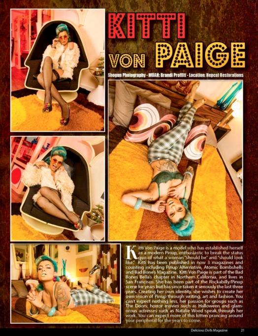 Kitti Von Paige