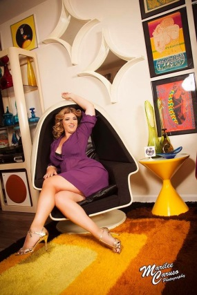 Photographer & MUAH: Marilee Caruso, Model: Tecia Marsh