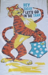 This was the ESSO oil mascot.
