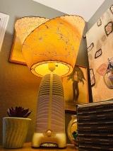 Lumitone Radio Lamp